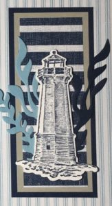 Sailing Home Sampler - Detail 5