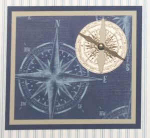 Sailing Home Sampler - Detail 6